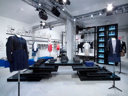 Chanel and Colette: 336-340, rue Saint-Honoré, Paris
