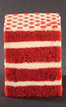 Roy Lichtenstein cake